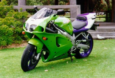 The ZX-7R Owners Club
